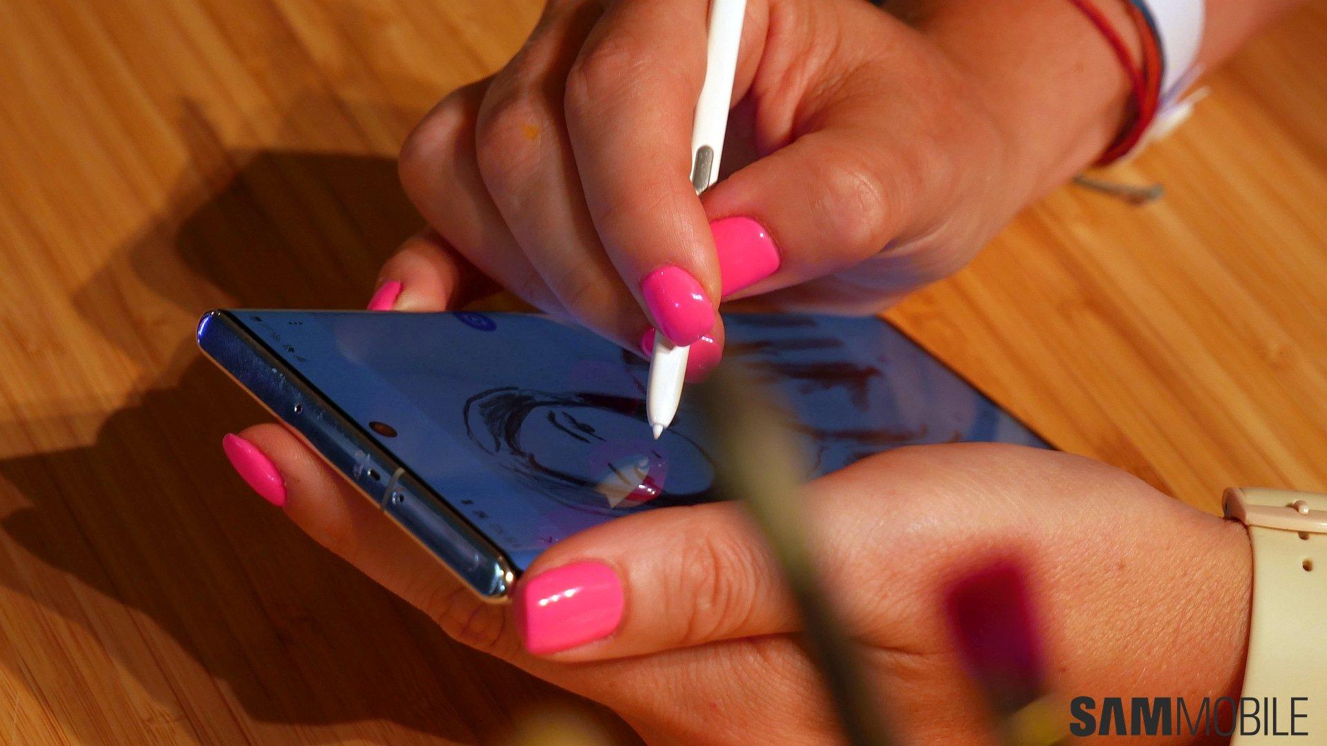 (Video) Galaxy Užitočná poznámka 10/10: 1-2 Puč Samsung 6