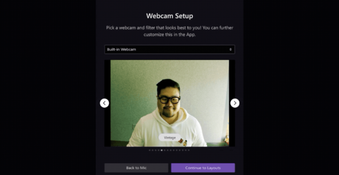 Belajar streaming dengan beta Twitch Studio 2