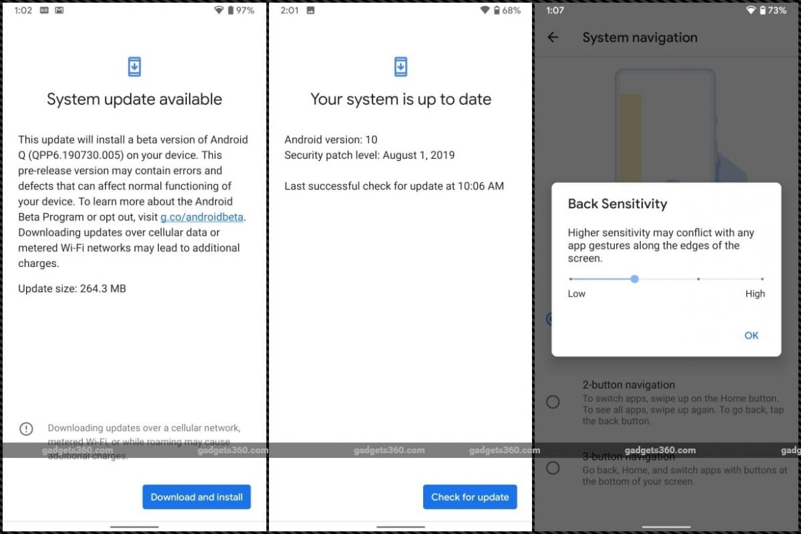Android Q Beta 6 Released, Final Version 'Just a Few Weeks Away'