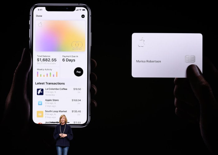 Apple    Tarjeta