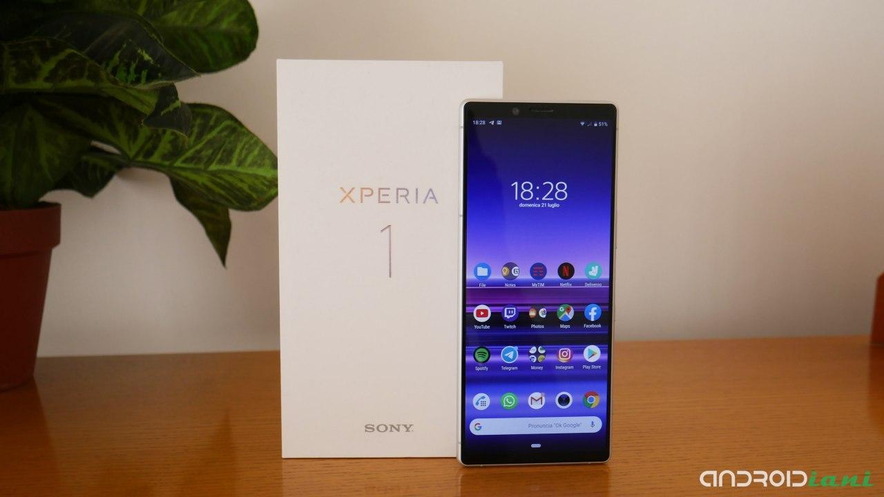 """Sony Xperia 1, melkein täydellinen, mutta jotain puuttuu   tarkistus 3""""leveys ="""" 1280 """"korkeus ="""" 720"""