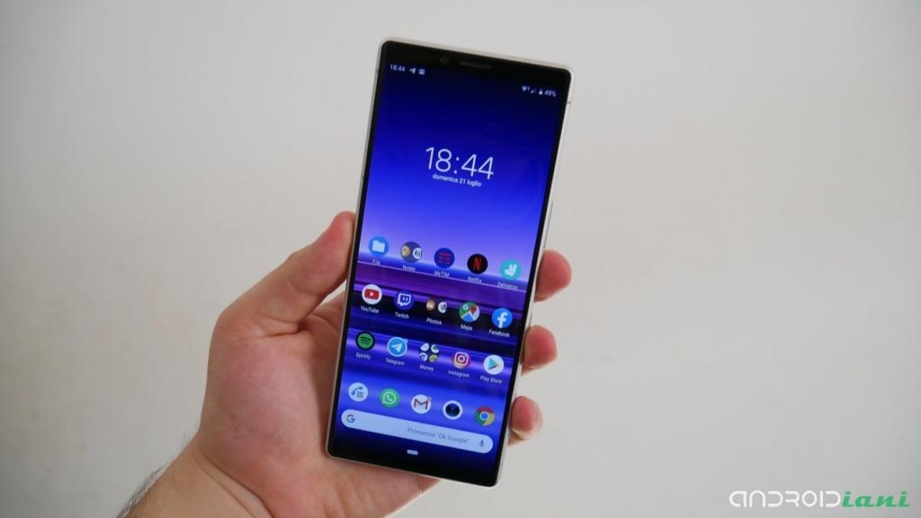 Sony Xperia 1, melkein täydellinen, mutta jotain puuttuu   tarkistus 5