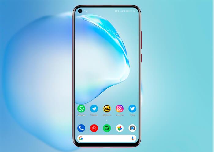 Descarga los fondos de pantalla oficiales del Samsung Galaxy Note 10