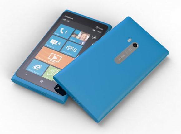 Преглед на паметен телефон Nokia Lumia 900 2