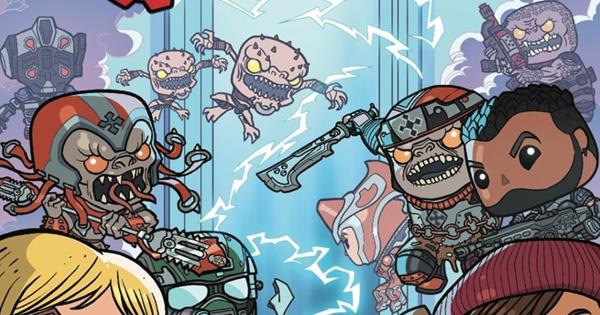 Pelajari lebih lanjut tentang semesta Gears POP! dalam komik barunya