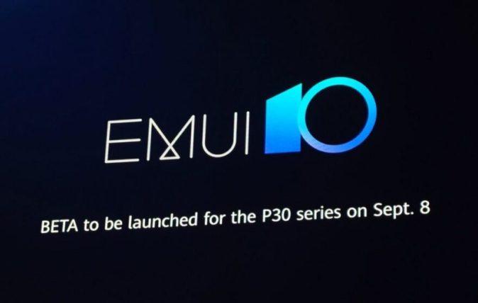 EMUI 10 Android Q-a əsaslanacaq: yeni əsas xüsusiyyət