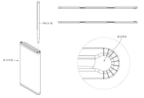 Patent LG ukazuje trojitý skladací smartphone 2