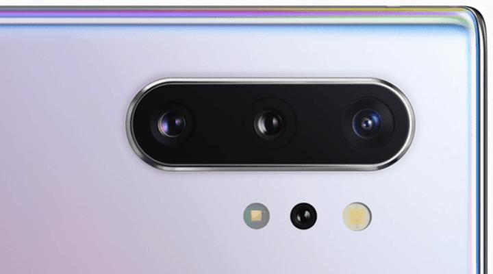 Галакси на Galaxy Note 10 Plus