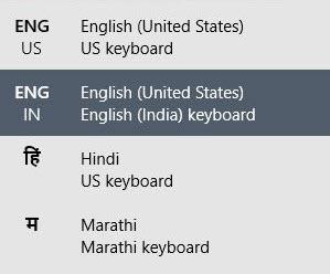 Cómo cambiar el idioma del teclado en Windows 10 2