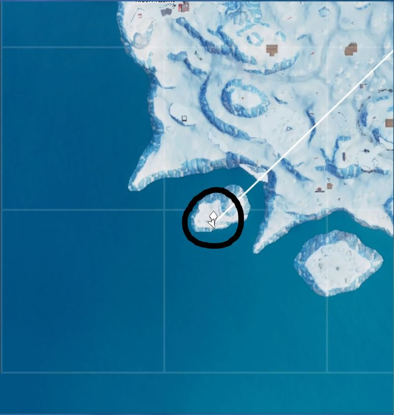 Fortnite: Guía de ubicación de Fortbyte - Cada desafío en un solo lugar 24