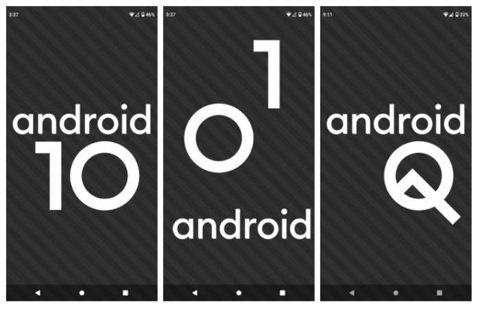 Android Q Pasxa Yumurtaları Beta'da görünür 6 İzləyin! 1
