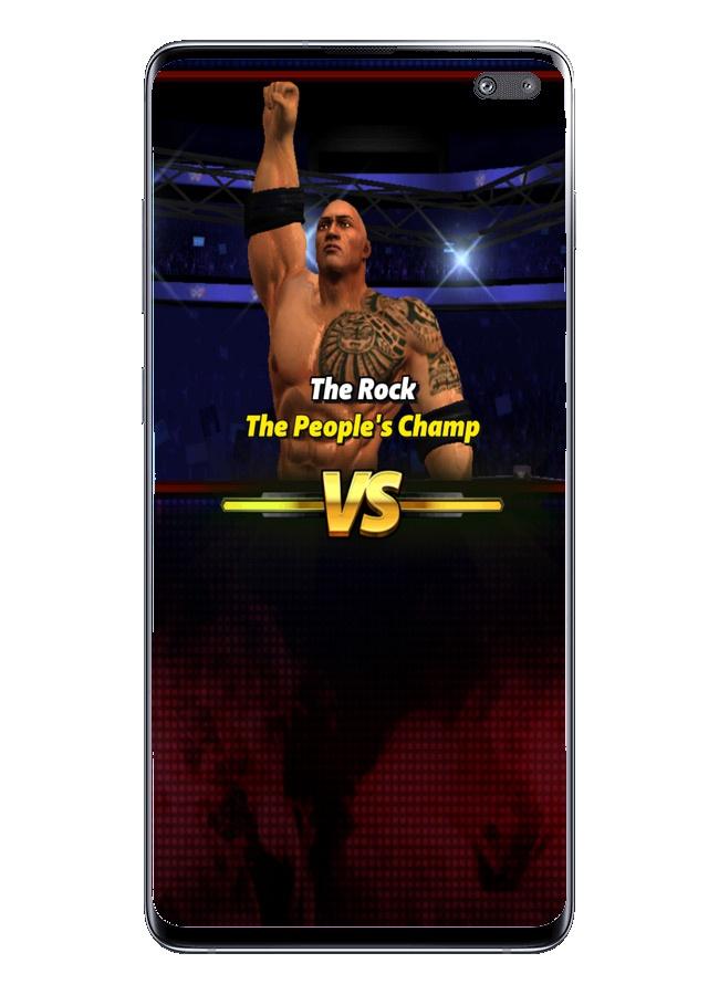 WWE Champions 2019, derrota a los luchadores en tu teléfono inteligente combinando gemas 2