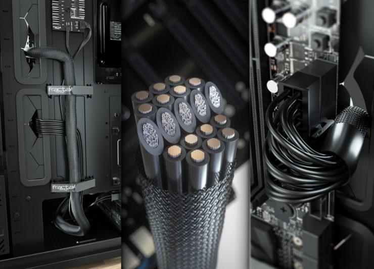 İon + platin kabeli