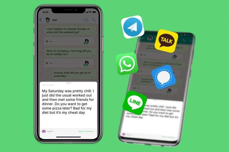 WhatsApp sesli mesajlarını metne dönüştürme 2
