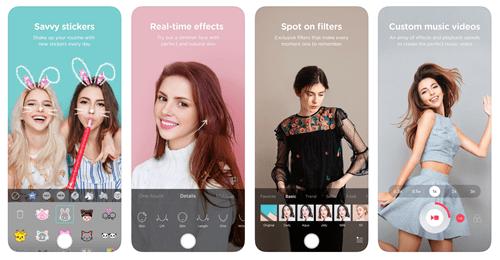 IPhone üçün ən yaxşı üz dəyişikliyi tətbiqidir 4