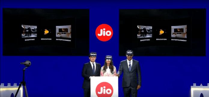 Soriance AGM 2019 highlight - Jio Fibre, Set-Top-Box, headset Jio MR, Jio Postpaid Plus 6