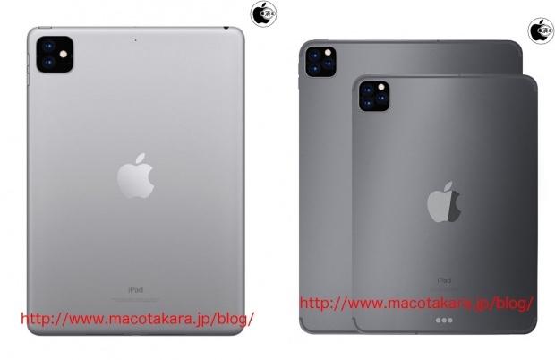 iPad Pro Series đi kèm với ba camera phía sau; Mức iPad ban đầu để có hai camera 1