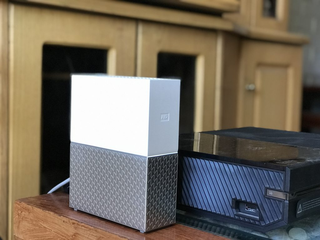 """Western Digital Review My Cloud Home 4 TB 2 """"width ="""" 750 """"height ="""" 563"""