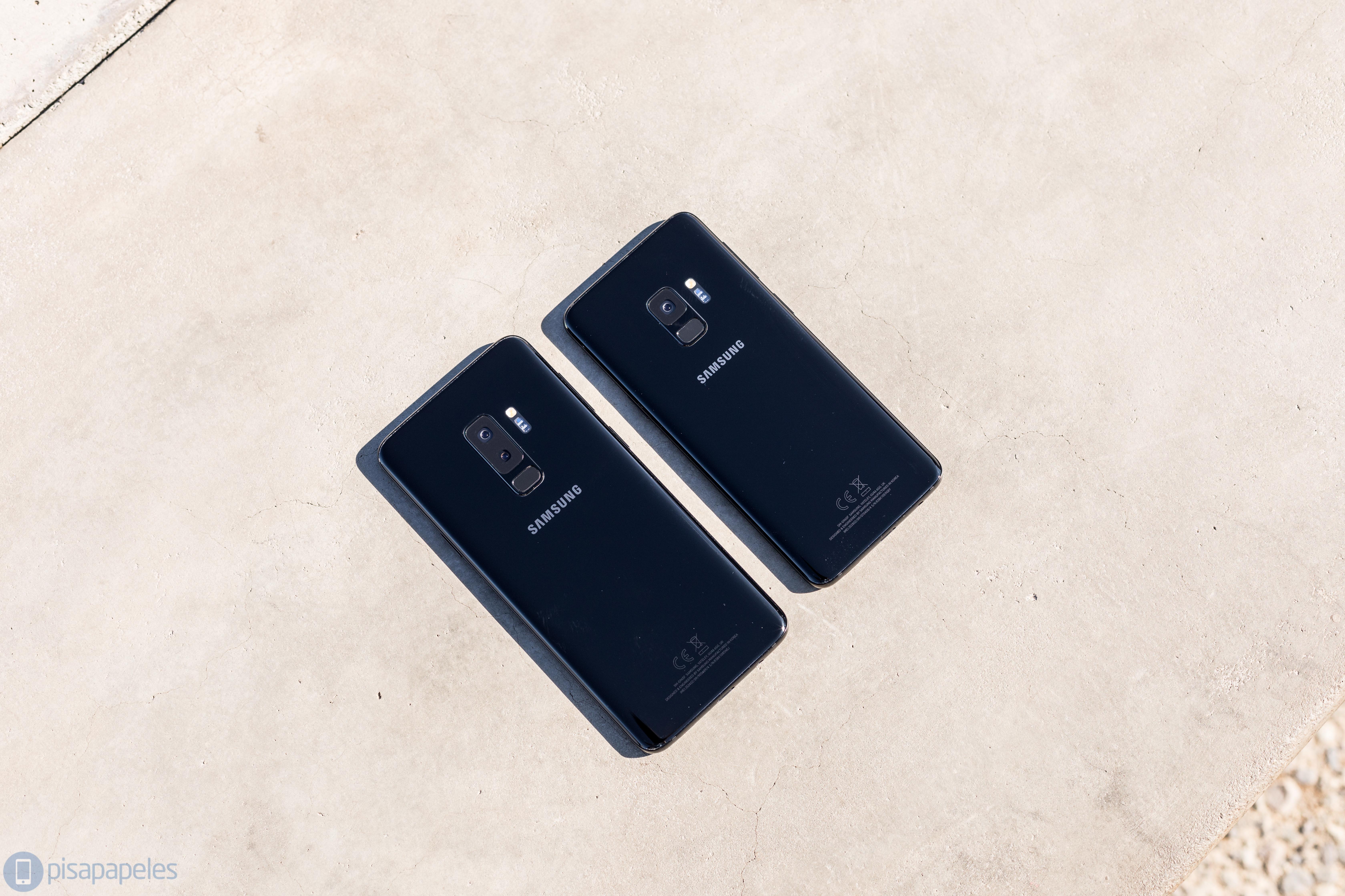 """Opiniones de Samsung Galaxy S9 y Galaxy S9 + 3""""ancho ="""" 6720 """"altura ="""" 4480"""