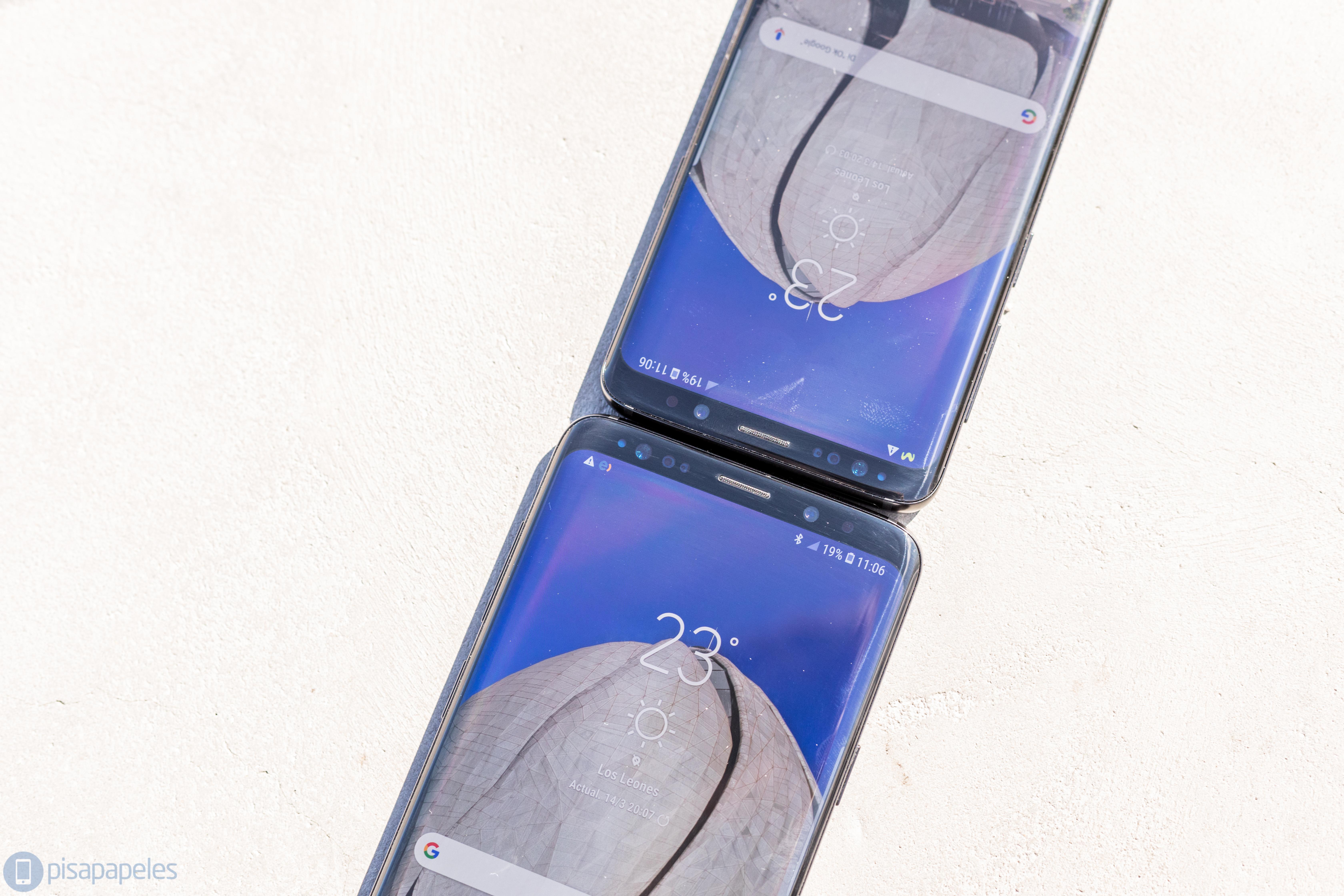 """Opiniones de Samsung Galaxy S9 y Galaxy S9 + 22 """"ancho ="""" 6720 """"altura ="""" 4480"""