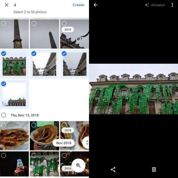 Foto GIF dan Google