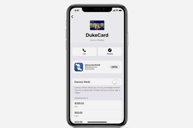 Kuinka käyttää opiskelijan henkilökorttia? Apple Lompakko iPhonessa tai Apple Watch 2