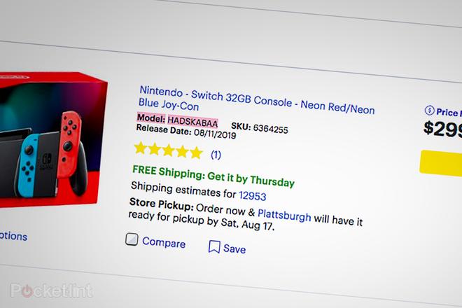 Како дознавате дали сте купиле нов Nintendo Switch или стара 4