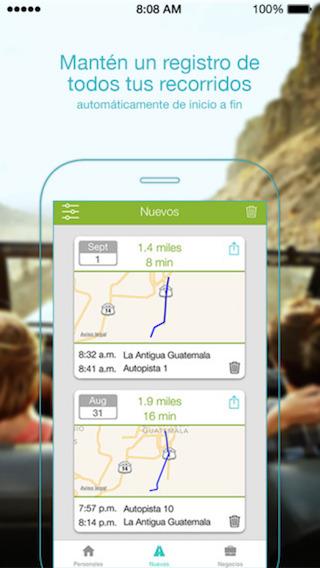 Trip Tagger, tự động ghi lại chuyến đi của bạn trên iPhone của bạn 3