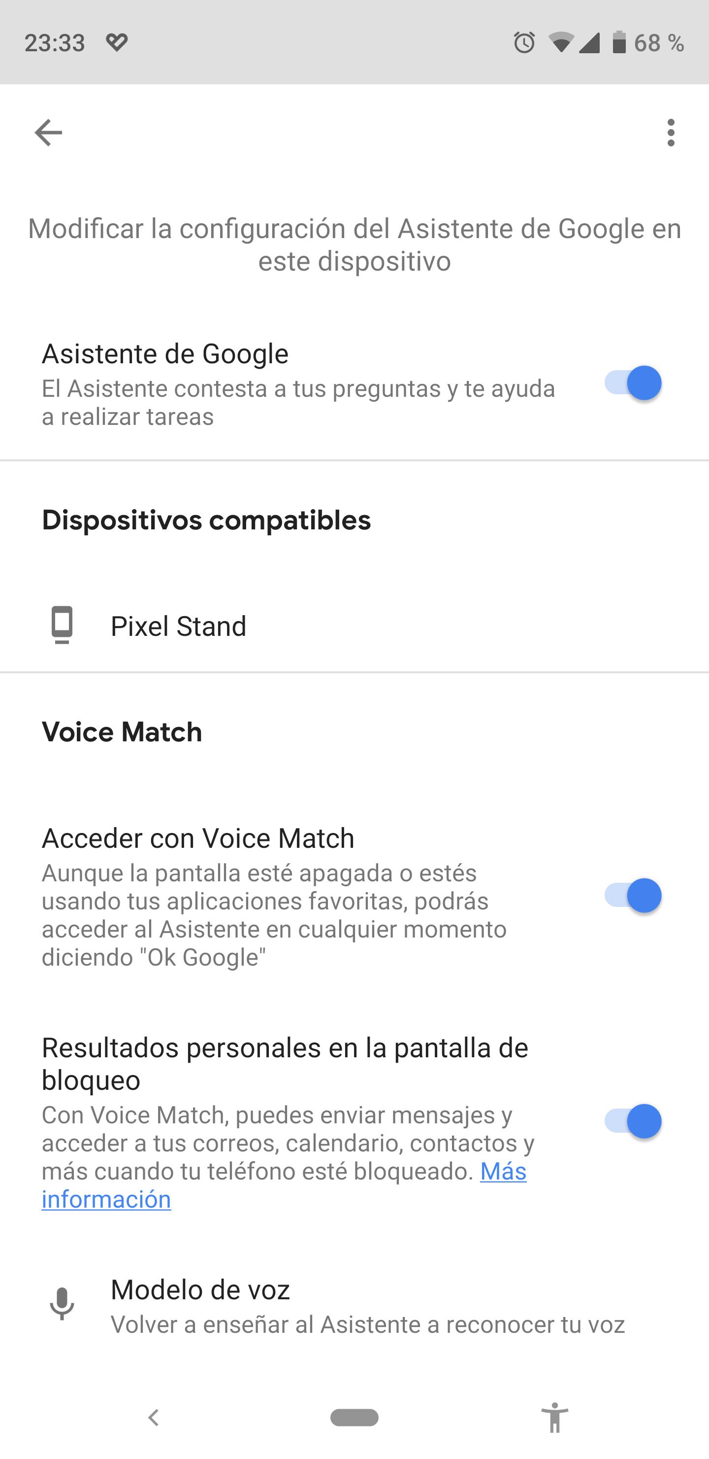 Vô hiệu hóa Google Assistant trên Android