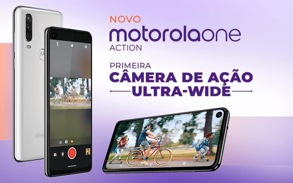 Motorola One Action 16 avqustda Braziliyaya gəldi 1