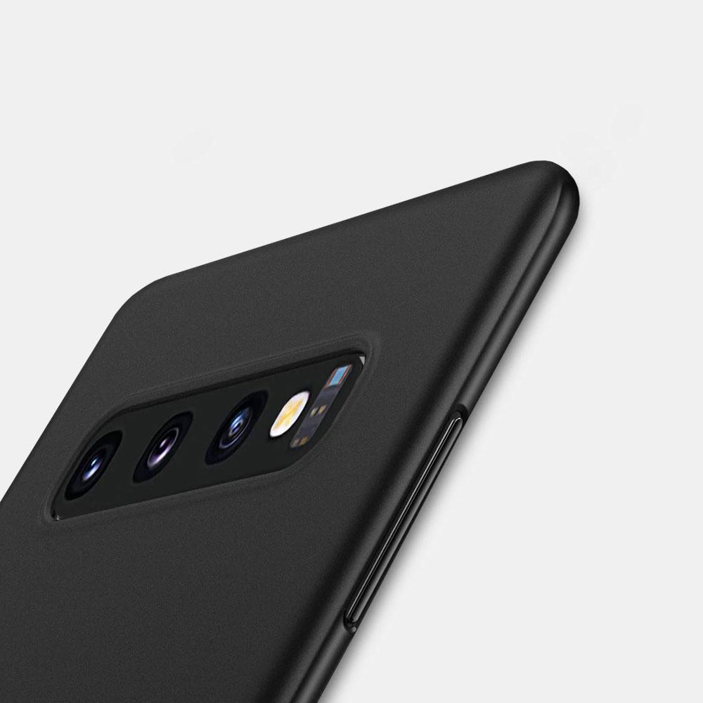 Coque MINIMAL Samsung Galaxy S10 S10 Plus S10e plus plus du monde Komentar Komentar untuk AirPods avec un smartphone Android