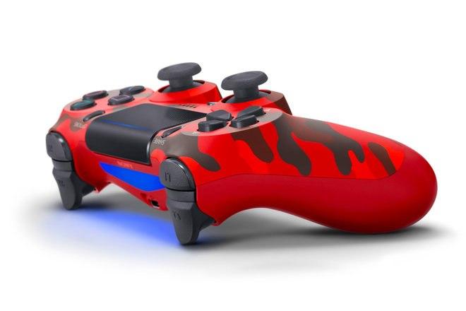 Sony PlayStation DualShock 4 Warna Baru: Rose Gold, Purple Listrik, Kamuflase Merah, Titanium Biru 2