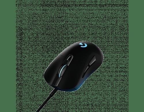 G403 HERO Gamer Mouse Menghadirkan Sensitivitas hingga 16K DPI