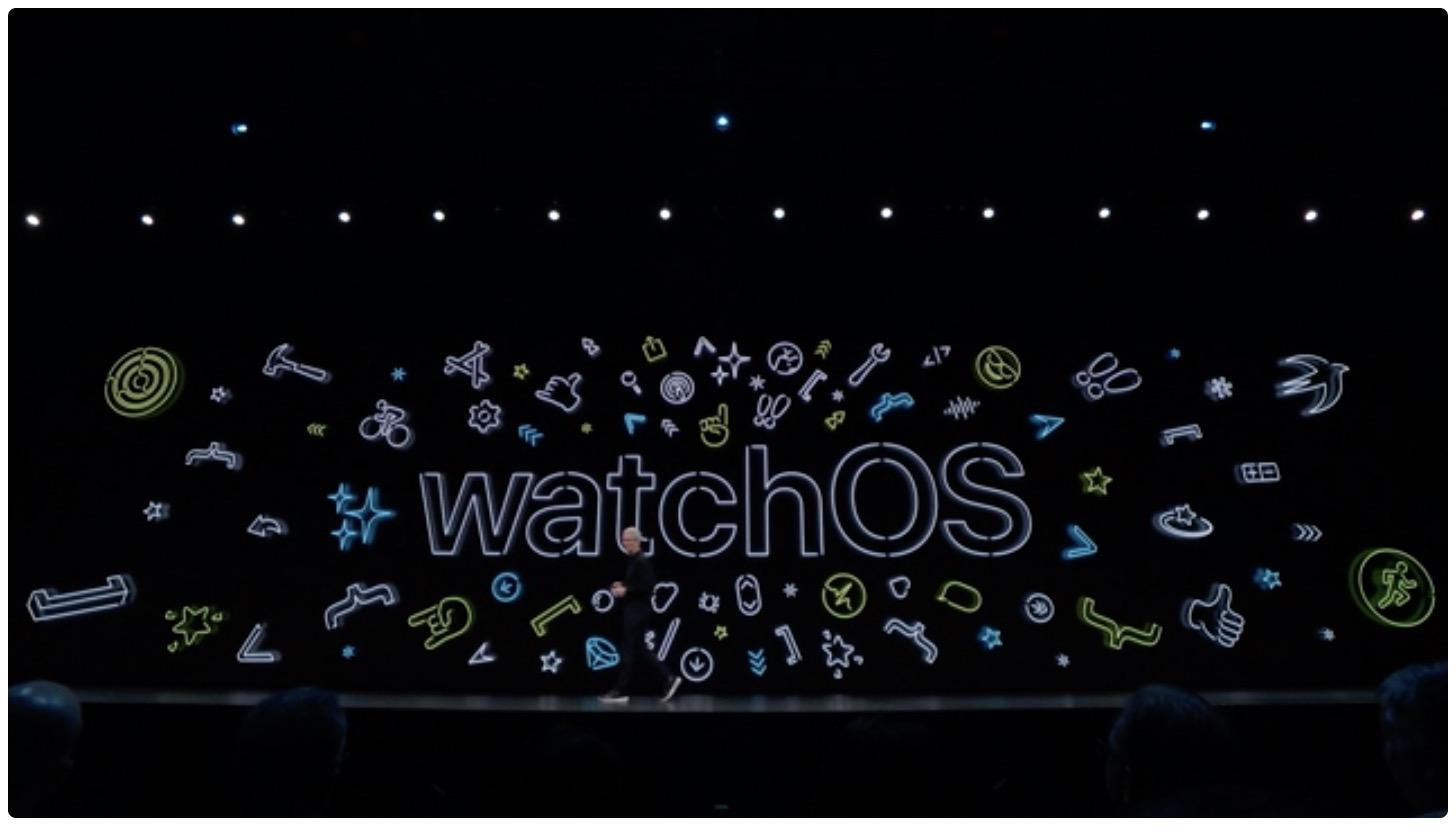 Taktiki vaxt Apple Watch watchOS-da 6
