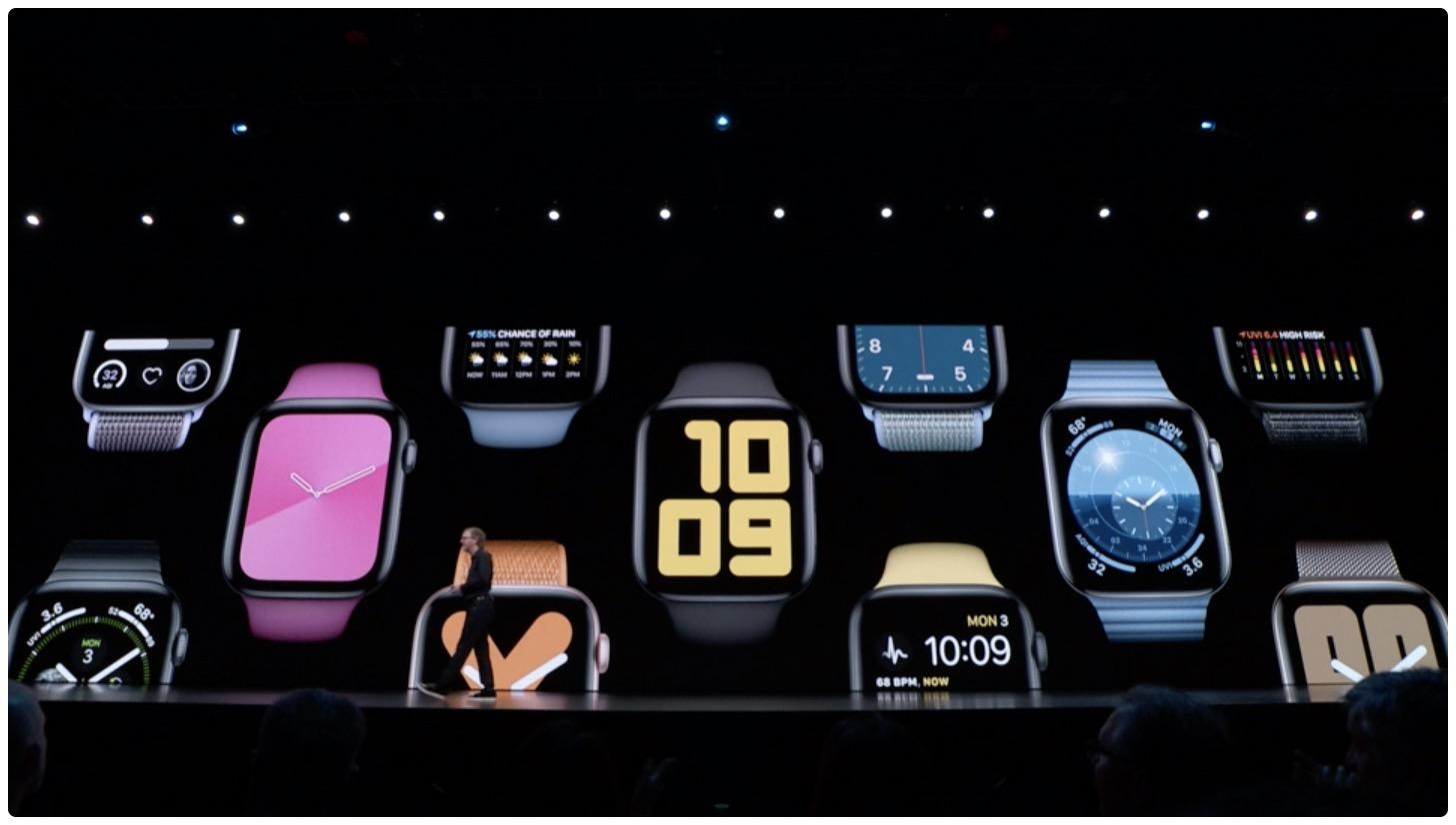 Üçün taktiki zənglər Apple Watch watchOS-da 6