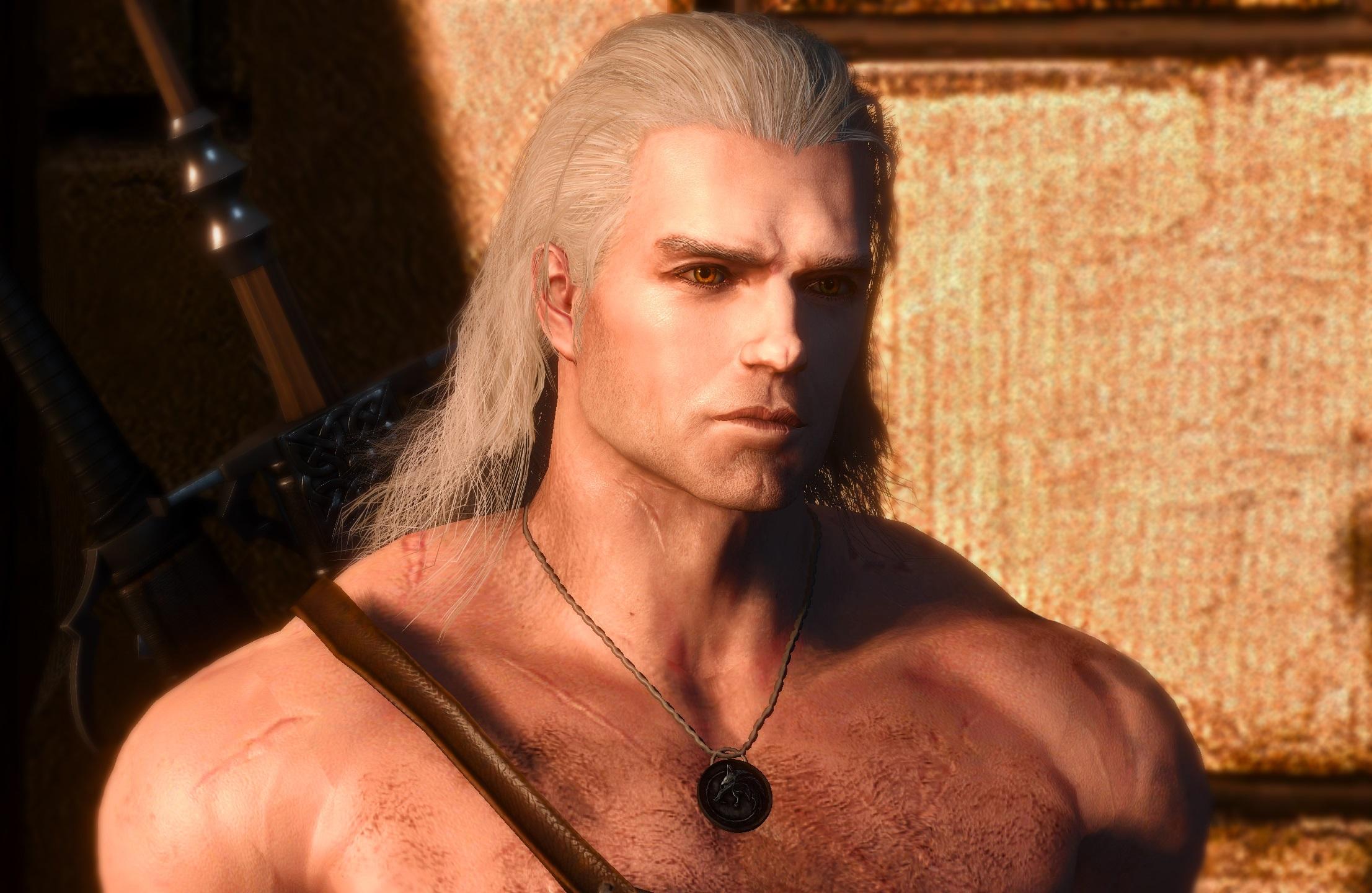 Nueva Mod para The Brujo 3 Tratando de reemplazar a Geralt con Henry Cavill 1