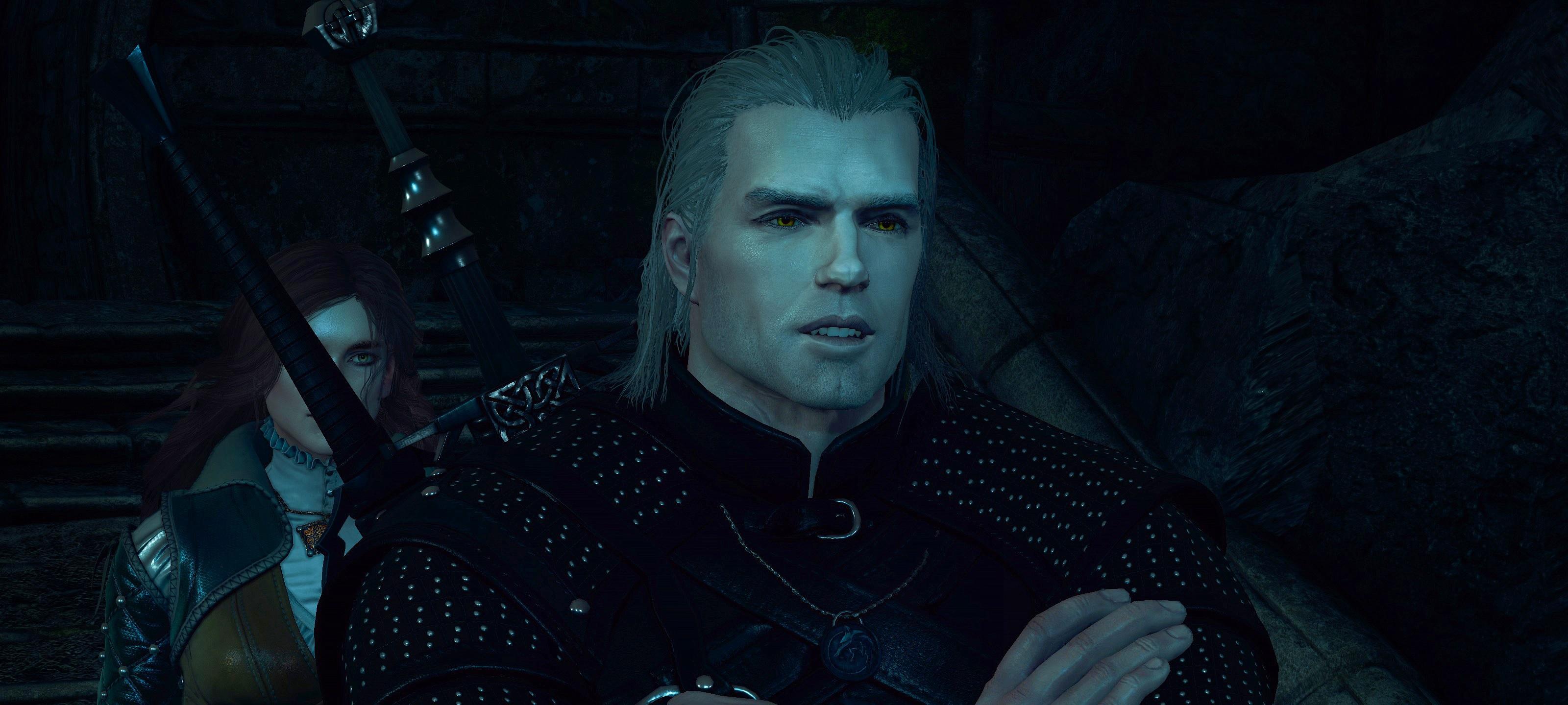 Nueva Mod para The Brujo 3 Tratando de reemplazar a Geralt con Henry Cavill 2