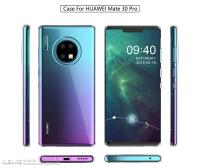 Погрешен случај за Huawei Mate 30 Pro    (в) црта