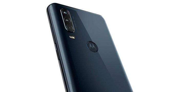 Motorola parie, avec One Action, pour des caméras d'action au format 21: 9 2