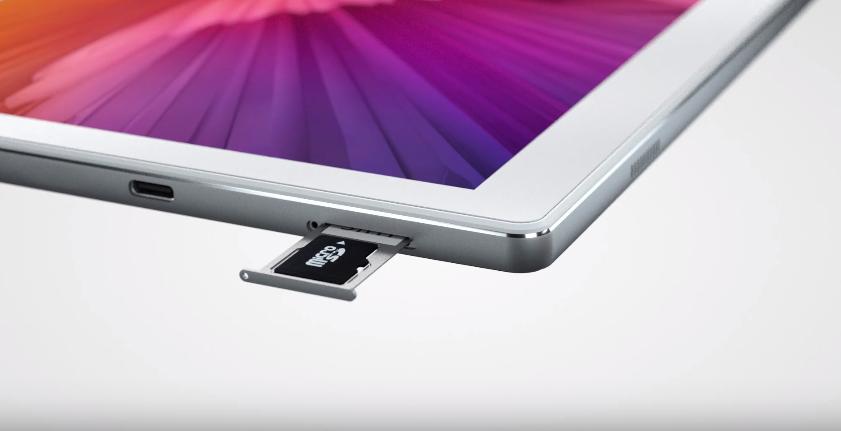 Revisión de la tableta TECLAST M30: gran tableta 4G con características premium 4