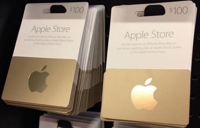 Apple    App Store artık hediye kartlarını veya hediye kartlarını destekliyor 3