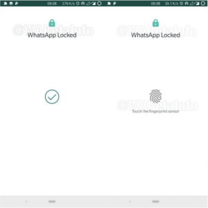 Заклучете WhatsApp за Android преку својата најнова функција - Заклучување отпечатоци