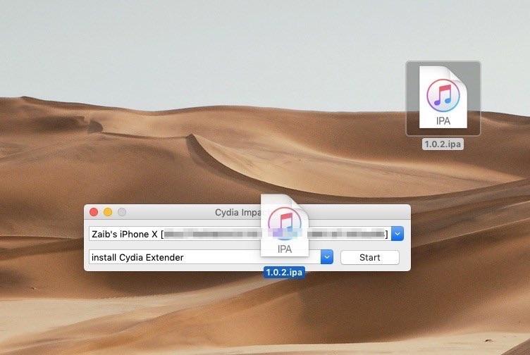 Jailbreak quimera iOS 12.4