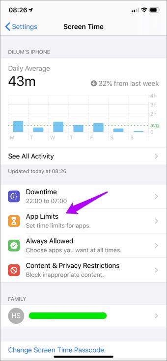Iphone Ipad-dan sol ekran tətbiqini istisna et 5
