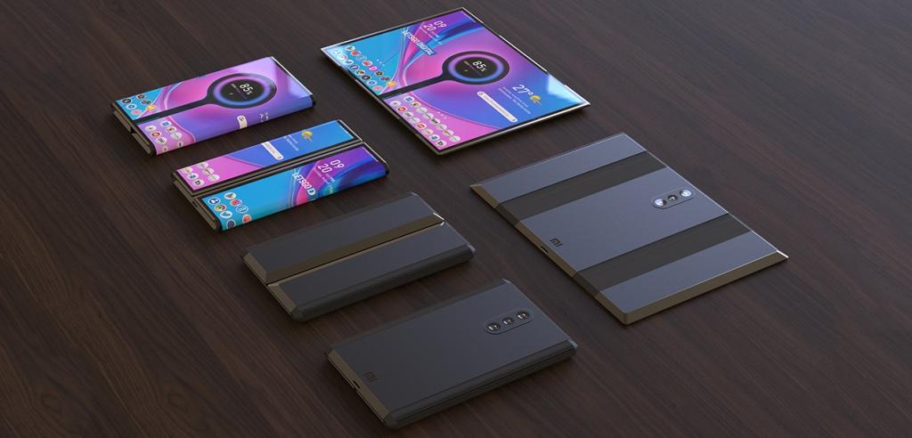 Преклопување Xiaomi