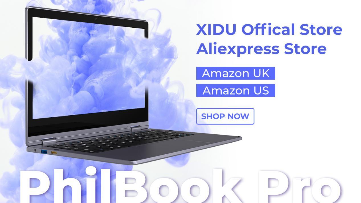 XIDU Notebook