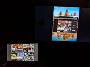 Benq SW270C Studio cocok dengan layar Dell IGZO 4K