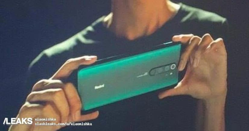 Redmi Note 8    Pro süzgəc