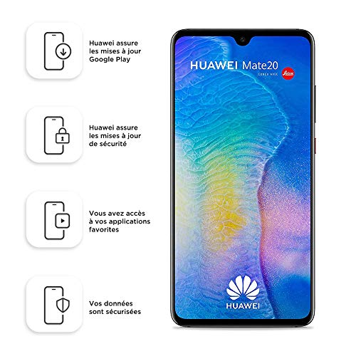 """Huawei Mate20 128 GB / / 4 GB  Smartphone con doble SIM: negro (Europa occidental) """"data-pagespeed-url-hash ="""" 669082026 """"onload ="""" pagespeed.CriticalImages.checkImageForCriticality (esto);"""