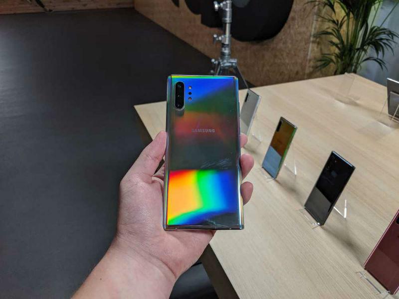 Samsung Galaxy Note    10 y Note 10+, precios en transportistas y tiendas 2